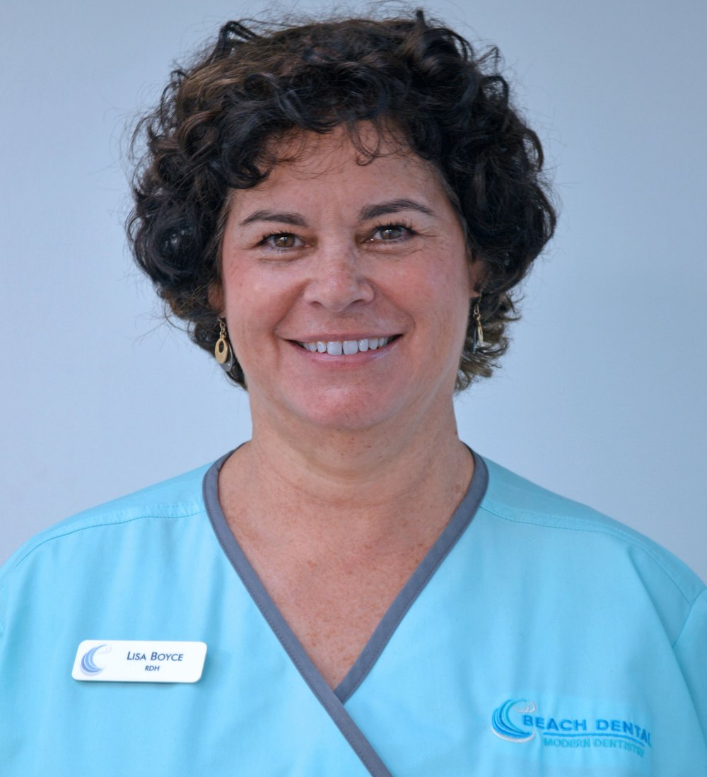 Lisa Boyce - Registered Dental Hygienist