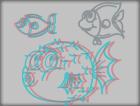 Red/Cyan Fish