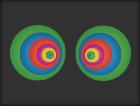 Eccentric Circles