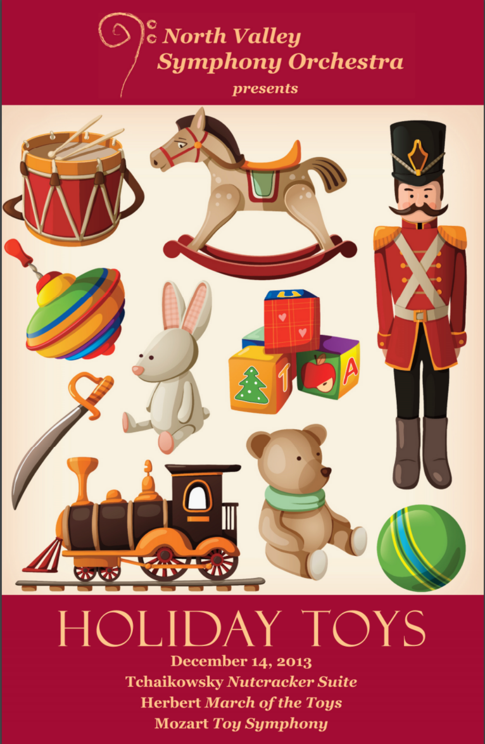 Holiday Toys - December 14, 2013
