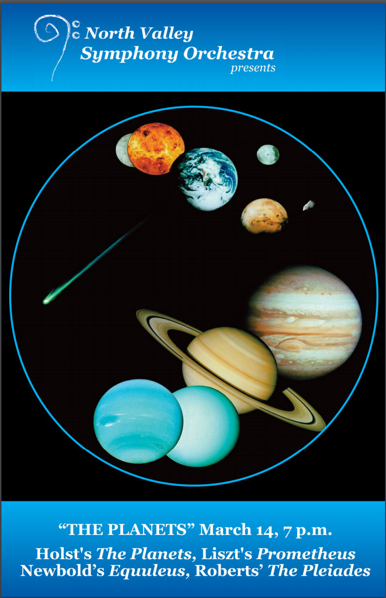 The Planets - March 14, 2015