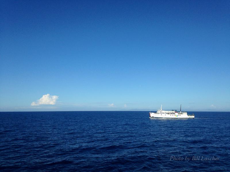 Ferry passage