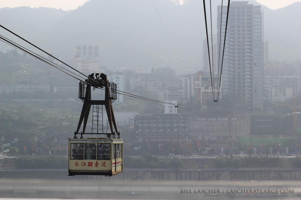 Crossing the Yangtze