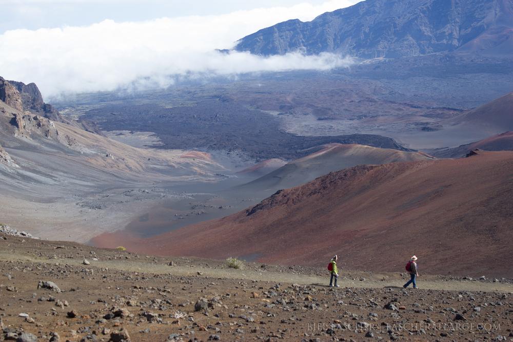 Haleakala Descent
