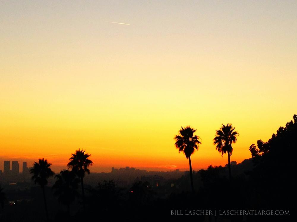 Runyon Sunset