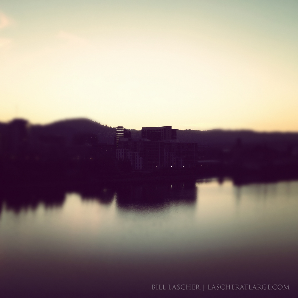 Willamette Reflections