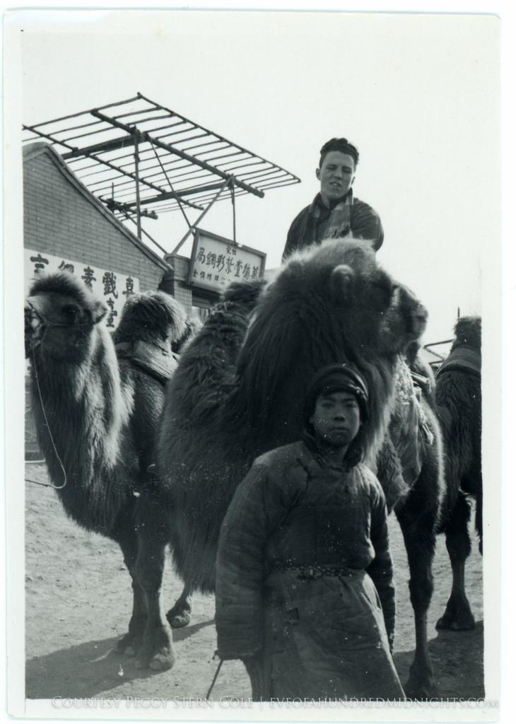 Lingnan Student on Camel.jpg