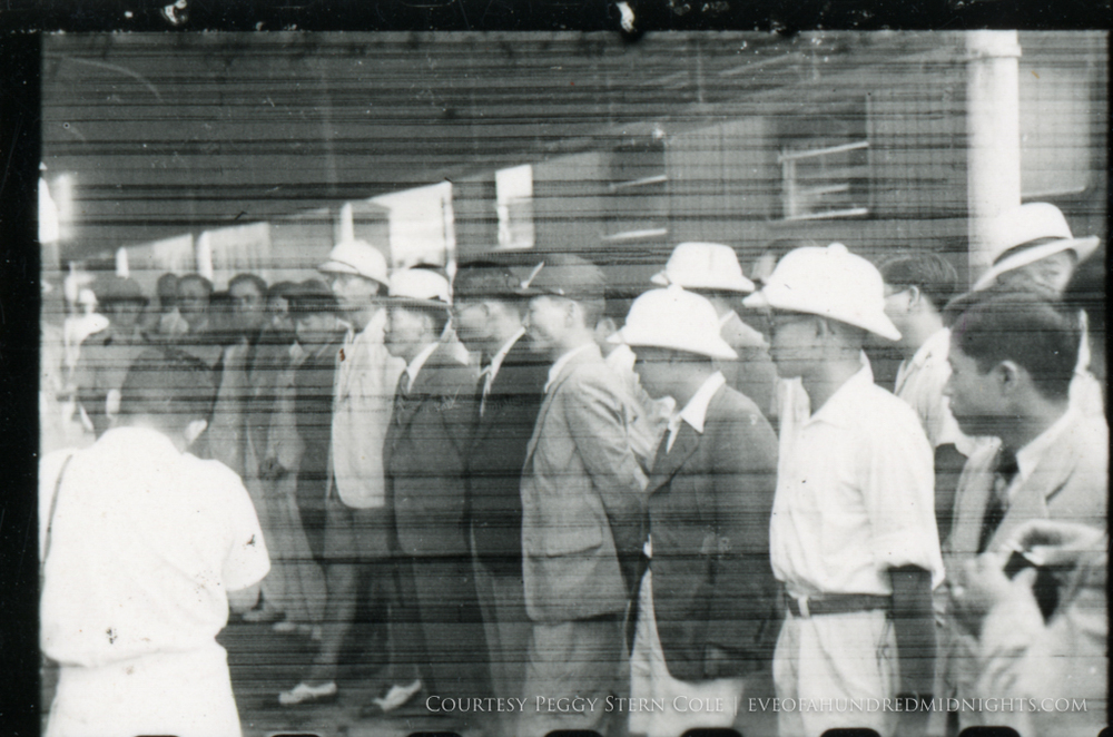 Bad Exposure of Japanese men at Indochina Train Station Meeting.jpg