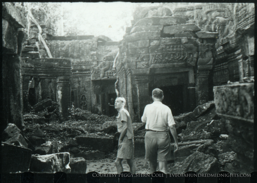 Men looking around Angkor Wat from Negative.jpg