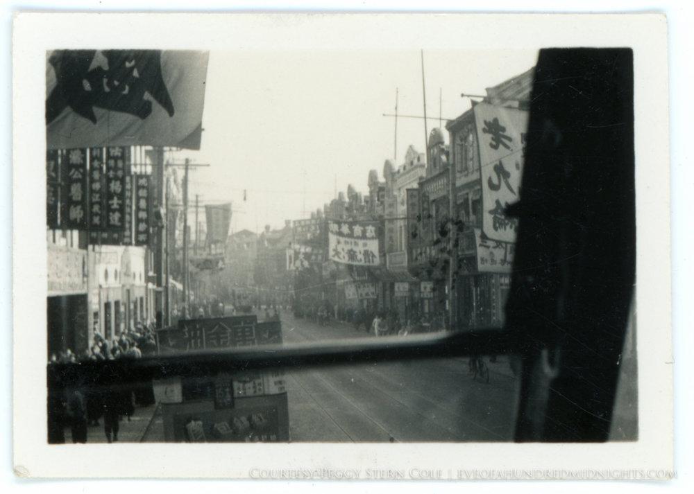 Busy Street Scene in Shanghai.jpg