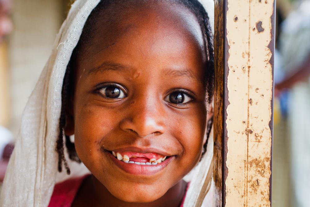 Ari girl, Ethiopia.