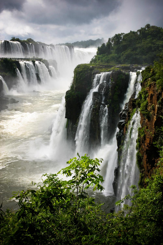 Iguazu falls, Argentina 2009.