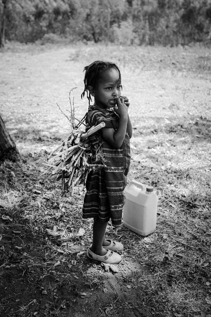 Ari girl, Ethiopia 2012.