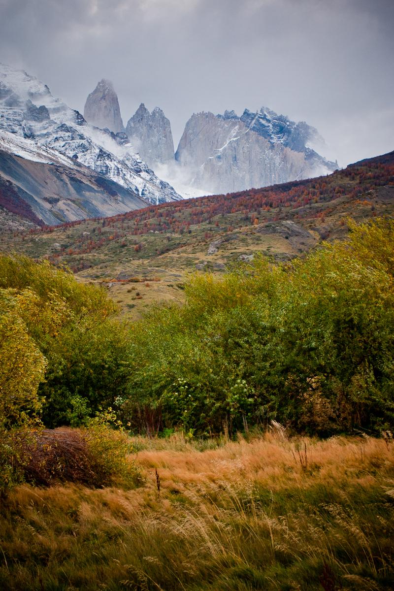 Torres Del Paine, Chile 2009.