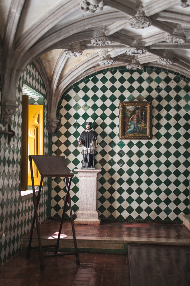 Palácio da Pena, Sintra.