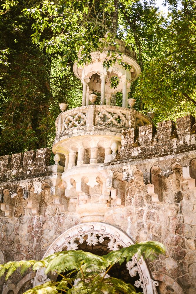 Quinta da Regaleira, Sintra.