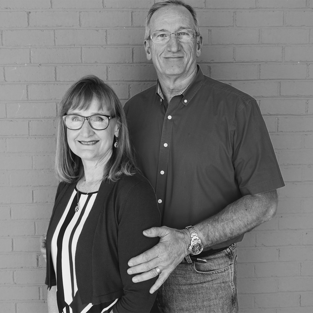 Pastors Steve &Yvonne Dow - Lead Pastor & Co-Pastor