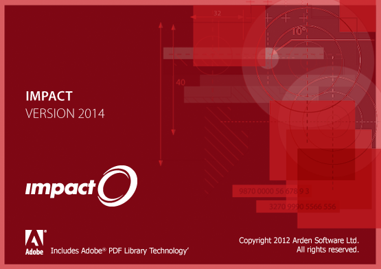 Impact 2014 Splash Screen