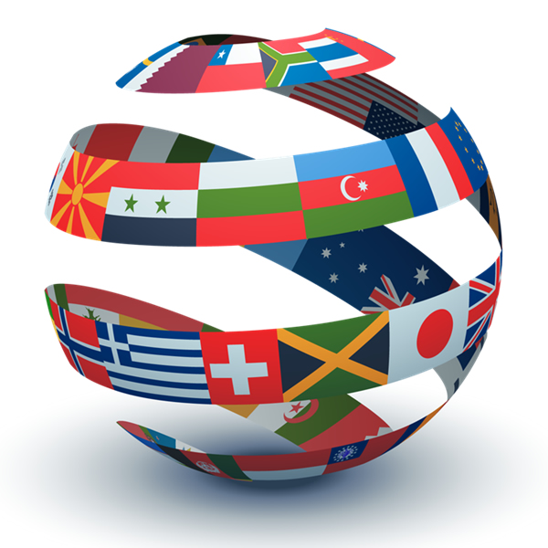 Optionally translate your custom database settings to provide a multi-lingual user friendly environment.