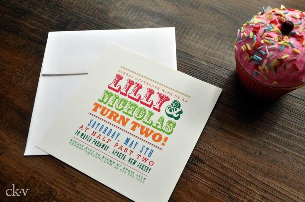 Cinco de mayo colorful square party invitation