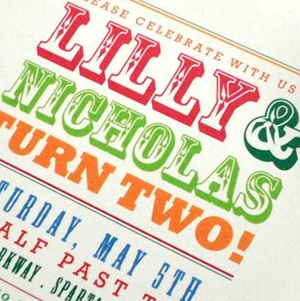 modern cinco de mayo party invitation