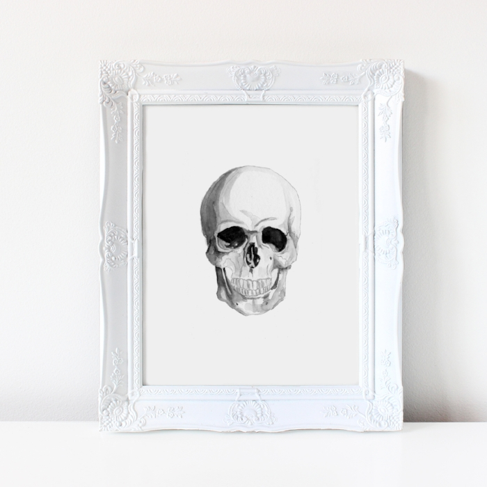 watercolor-skull-art-print-on-sale-in-the-art-shop-by-catherine-kiff-vozza