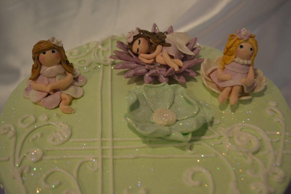 Baby Shower fairies <3