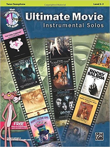 Play Along Music Books For All Instruments /// Under $20 There are many fun music books to choose from! Most books come with a play along CD or digital access code. From Frozen to Star Wars, there's music available for all instruments.