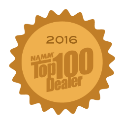 NAMM Top 100 Dealer