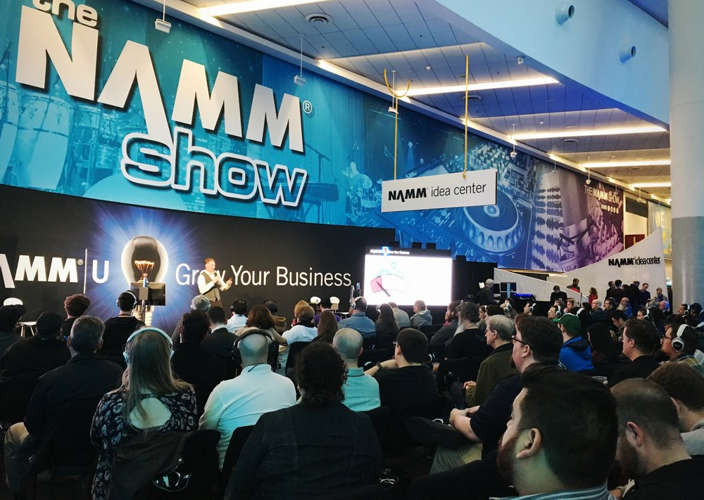 Namm Idea Center