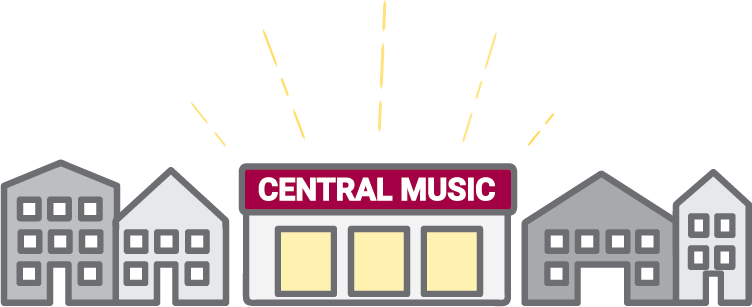 A and G Central Music