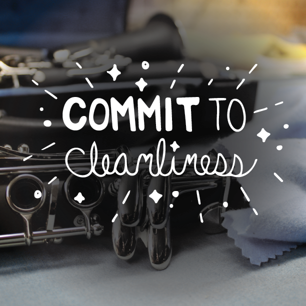 Commit To Cleanliness