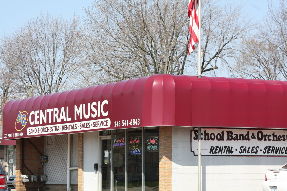 A&G Central Music Madison Heights