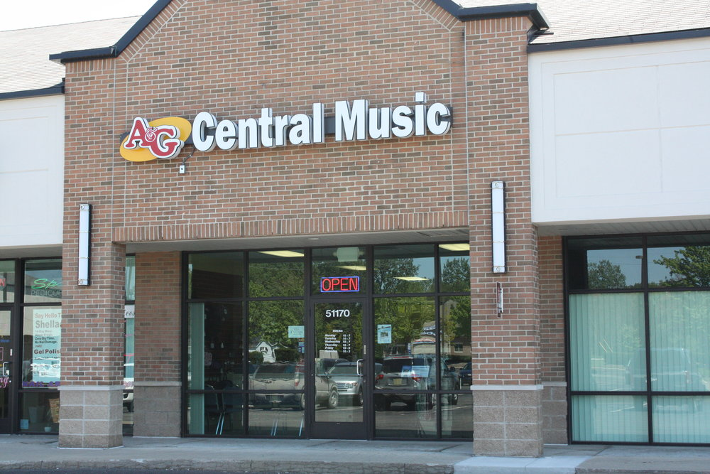 A&G Central Music Macomb Township