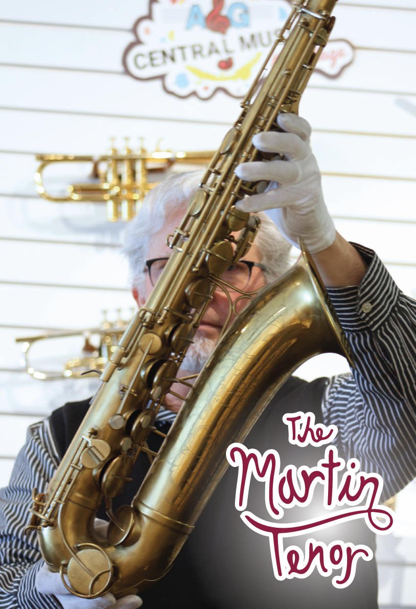 Martin Tenor Sax