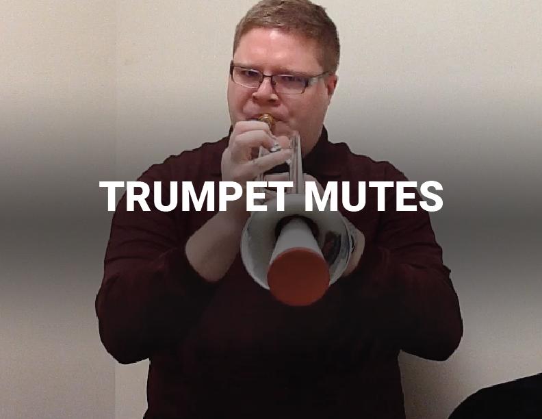 Trumpet Mutes
