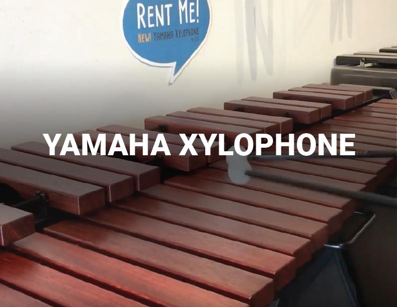 Yamaha 230 Xylophone
