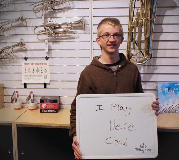 Meet Chad!