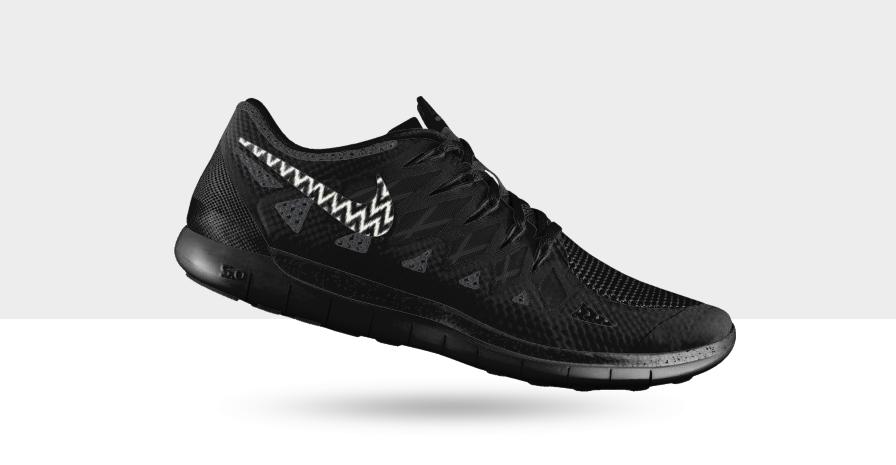 Nike Free 5.0 Full Black
