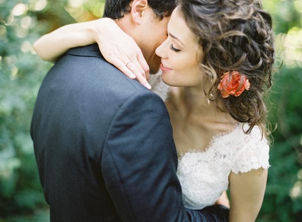 Backyard Wedding Hair Ideas : Michael and olivia at bella luna bryce covey photography