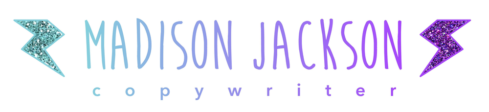 Madison Jackson // Copywriter
