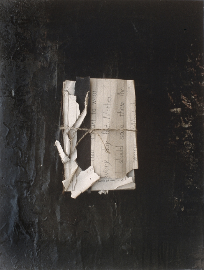 "CHANGING BOOK NO.15  1991  C-PRINT  20"" x 24"""