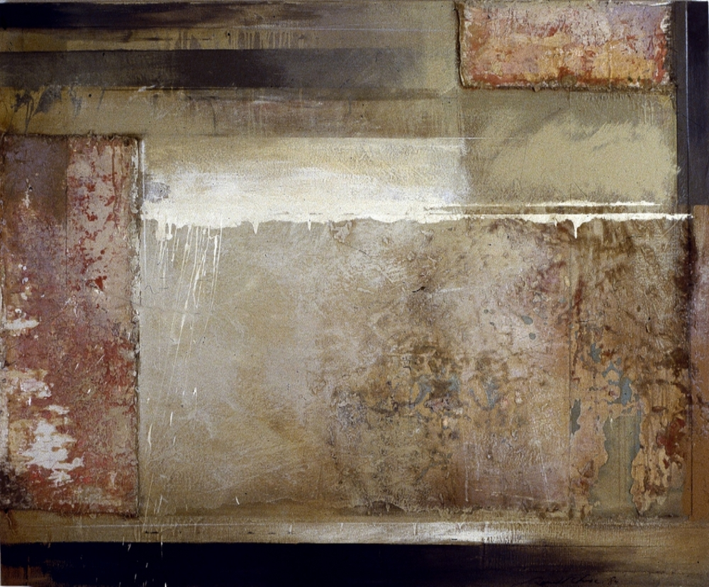 WALL WITH GRAY 1984