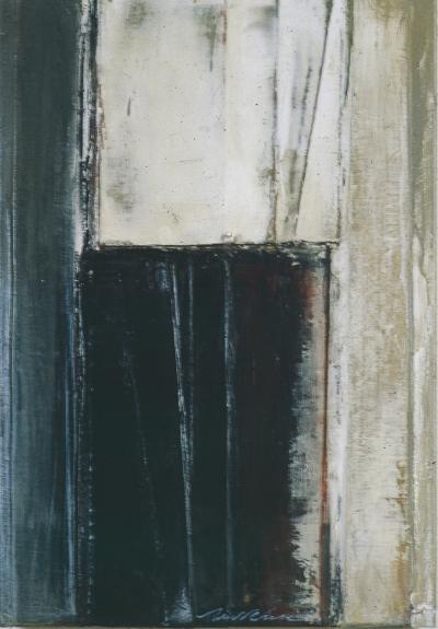 BLACK WHITE GRAY 1992