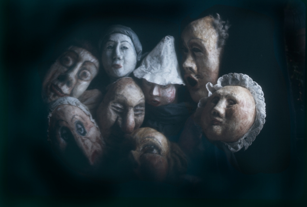 MASKS FOR OPERA: DIE TOTE STADT