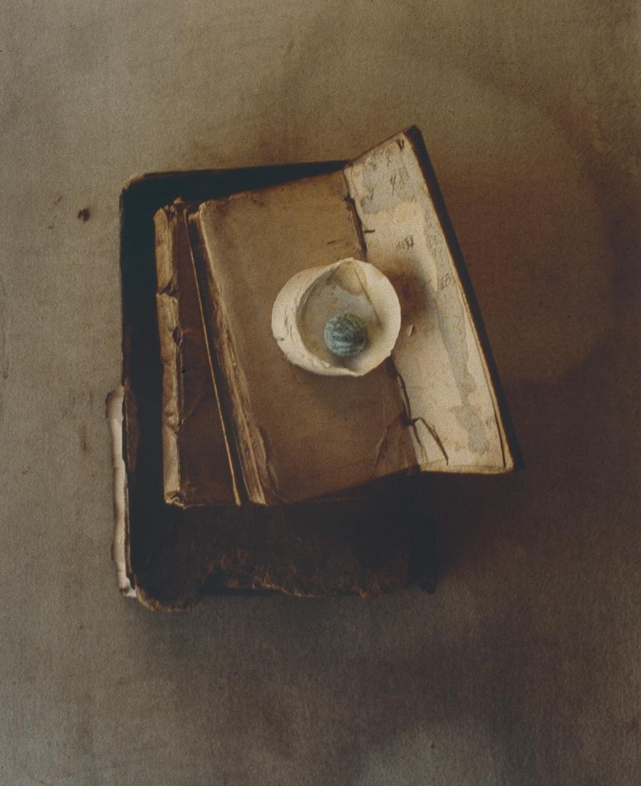 """BOOKBINDER No. 2 1992  C-PRINT  20"""" x 24"""""""