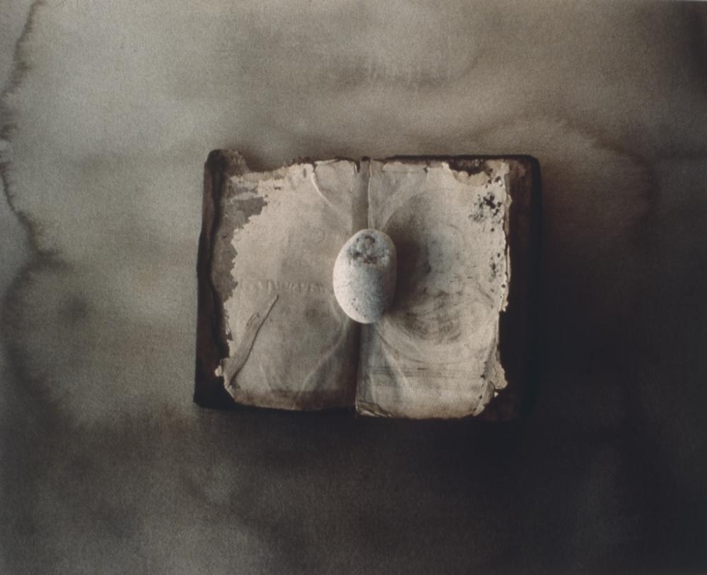 "BOOKBINDER (JOHN MILTON)  1992  C-PRINT  20"" x 24"""