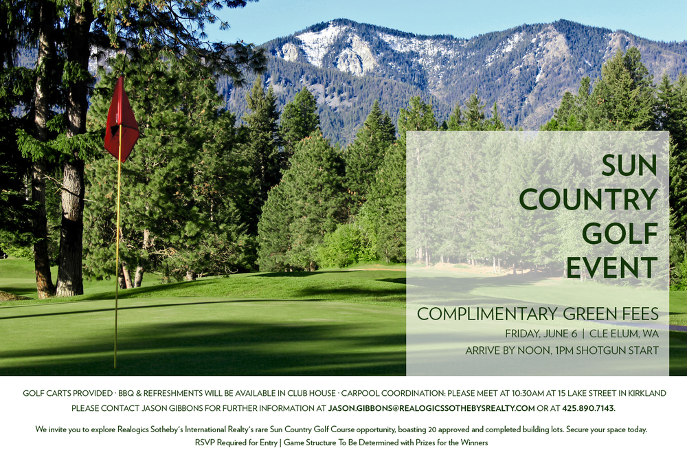 Sun Country Golf Event | June 6, 2014