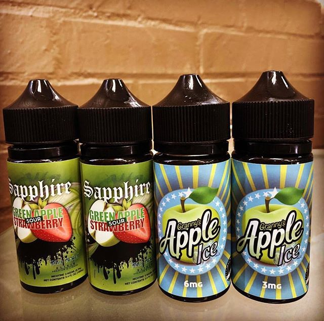 #Repost from @supervapealhambra ・・・ 🍏🍓💦Sapphire 💦🍓🍏💦🍏Granny's apple ice 💦🍏by @vapestyle restocked @supervapealhambra #alhambra #sangabriel #dtla #highlandpark #tgif #vape#vaping#vapefam#626vapers#vapestgram#VGOD#socalvapers#adv#alldayvape#dripclub#vapelife#vapecommunity#vapegame#vapelyfe#vapenation#vaperazzi#instavape#calivapers#pasadena#323vapers #la#friday #weekend