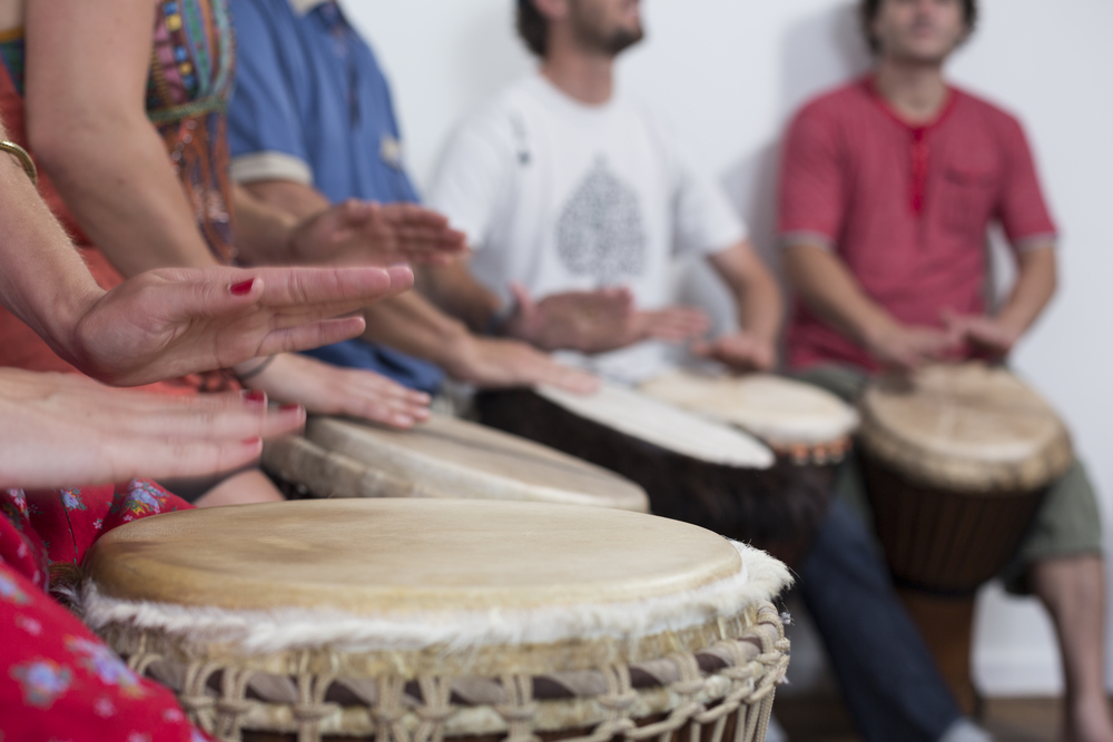 Interactive Drumming